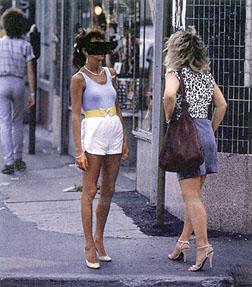 Teen girls in Montreal